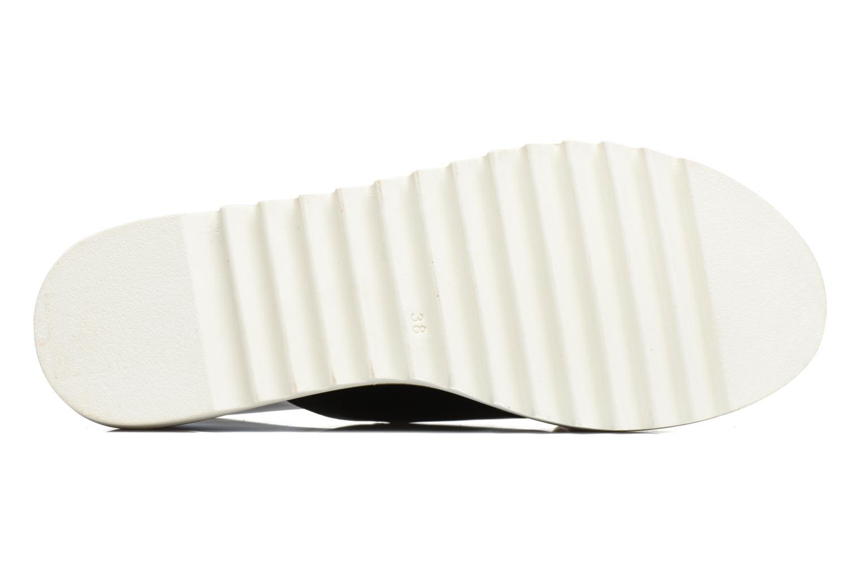 Sandales et nu-pieds MTNG Virginia 50915 Noir vue haut