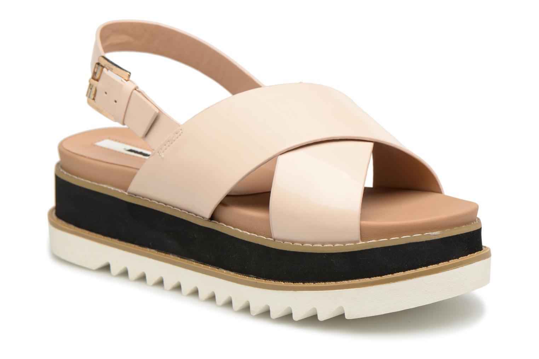 Sandali e scarpe aperte MTNG Virginia 50915 Beige vedi dettaglio/paio