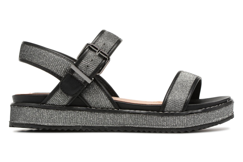 Sandales et nu-pieds MTNG Marguerita 50801 Noir vue derrière