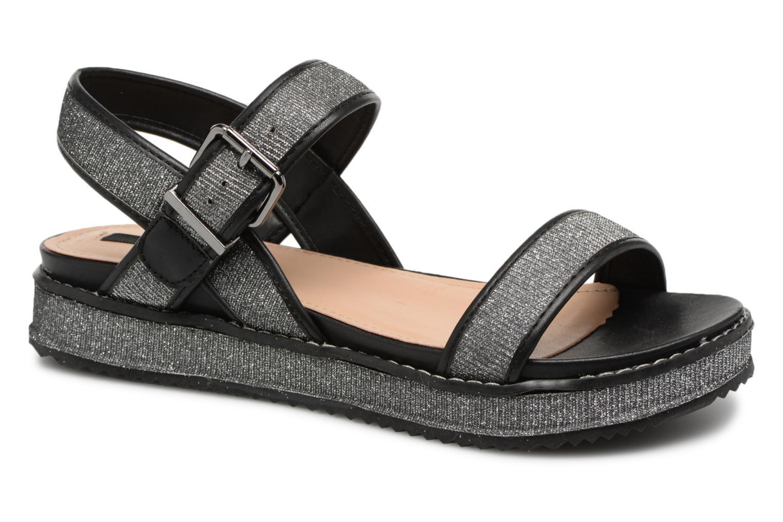 Sandales et nu-pieds MTNG Marguerita 50801 Noir vue détail/paire