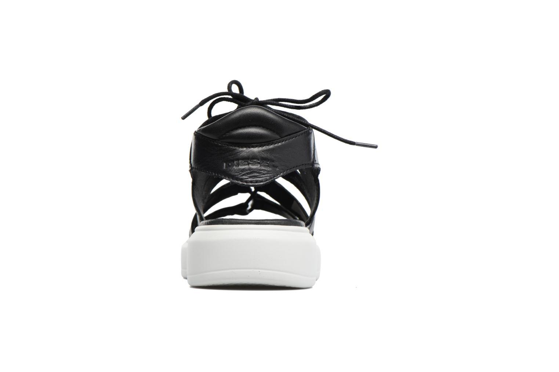Sandales et nu-pieds Diesel H-Gram W Noir vue droite