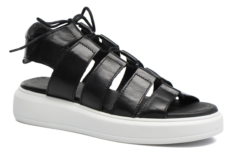 Sandales et nu-pieds Diesel H-Gram W Noir vue détail/paire