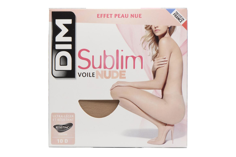 Sublime Voile Nude BEIGE ECLAT
