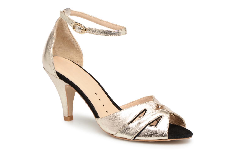 Zapatos de hombre y mujer de promoción por Charme tiempo limitado Petite mendigote Charme por (Oro y bronce) - Sandalias en Más cómodo 1b20cc