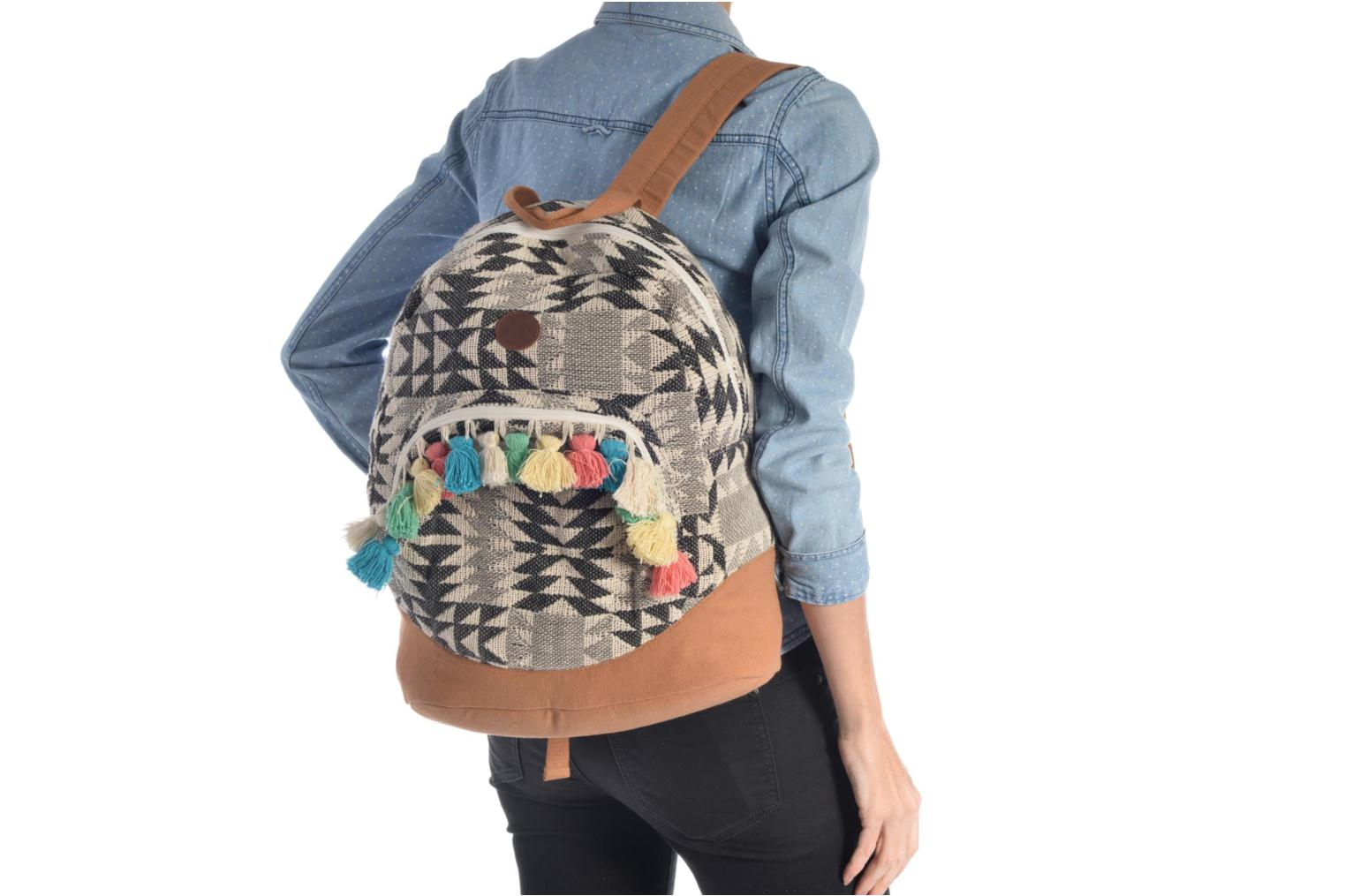 Sacs à dos Roxy Bombora 2 Backpack Multicolore vue haut