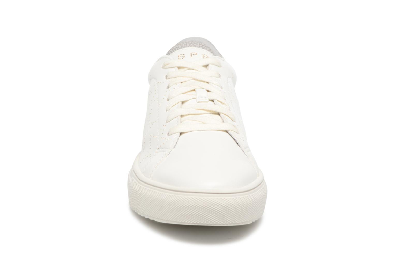 Baskets Esprit Sandrine Stars Blanc vue portées chaussures