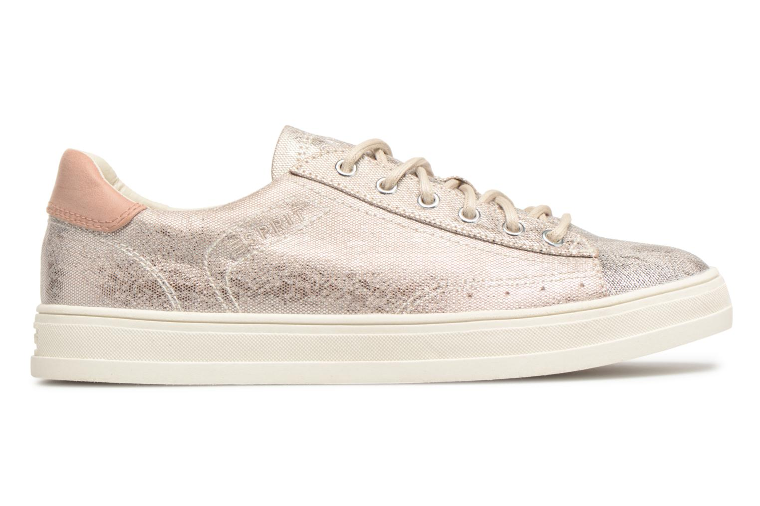 Sneakers Esprit Sidney Lace Up Beige immagine posteriore