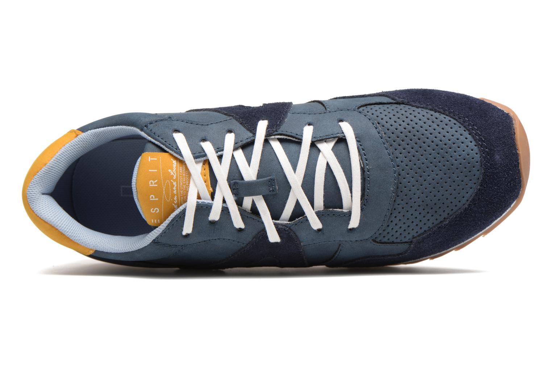 Sneakers Esprit Astro Lace Up Azzurro immagine sinistra