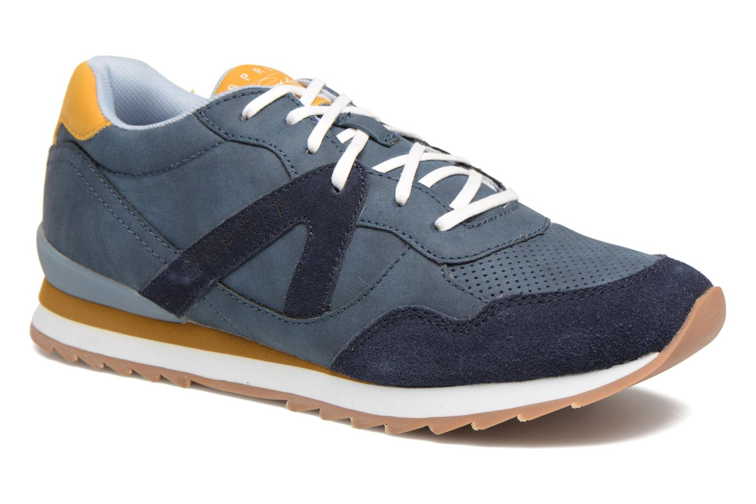 Trainers Esprit Astro Lace Up Blue detailed view/ Pair view