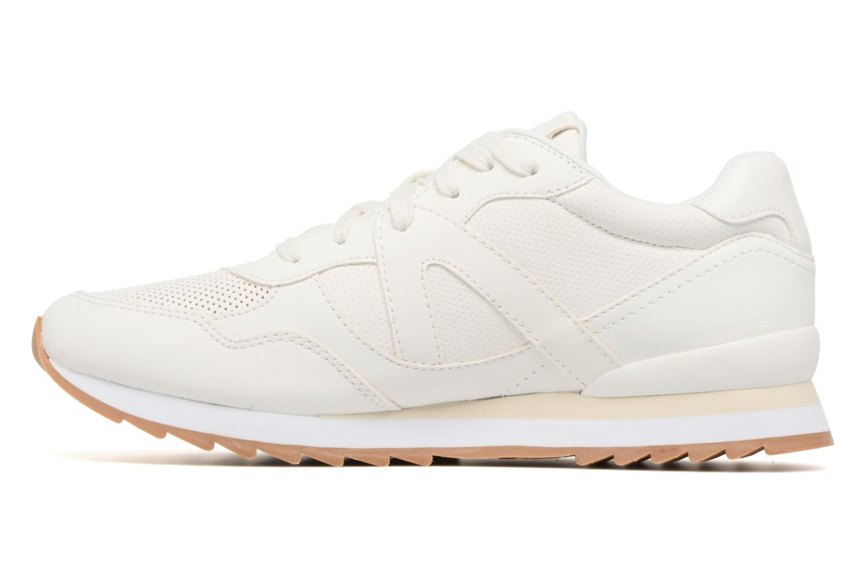 Sneakers Esprit Astro Lace Up Wit voorkant