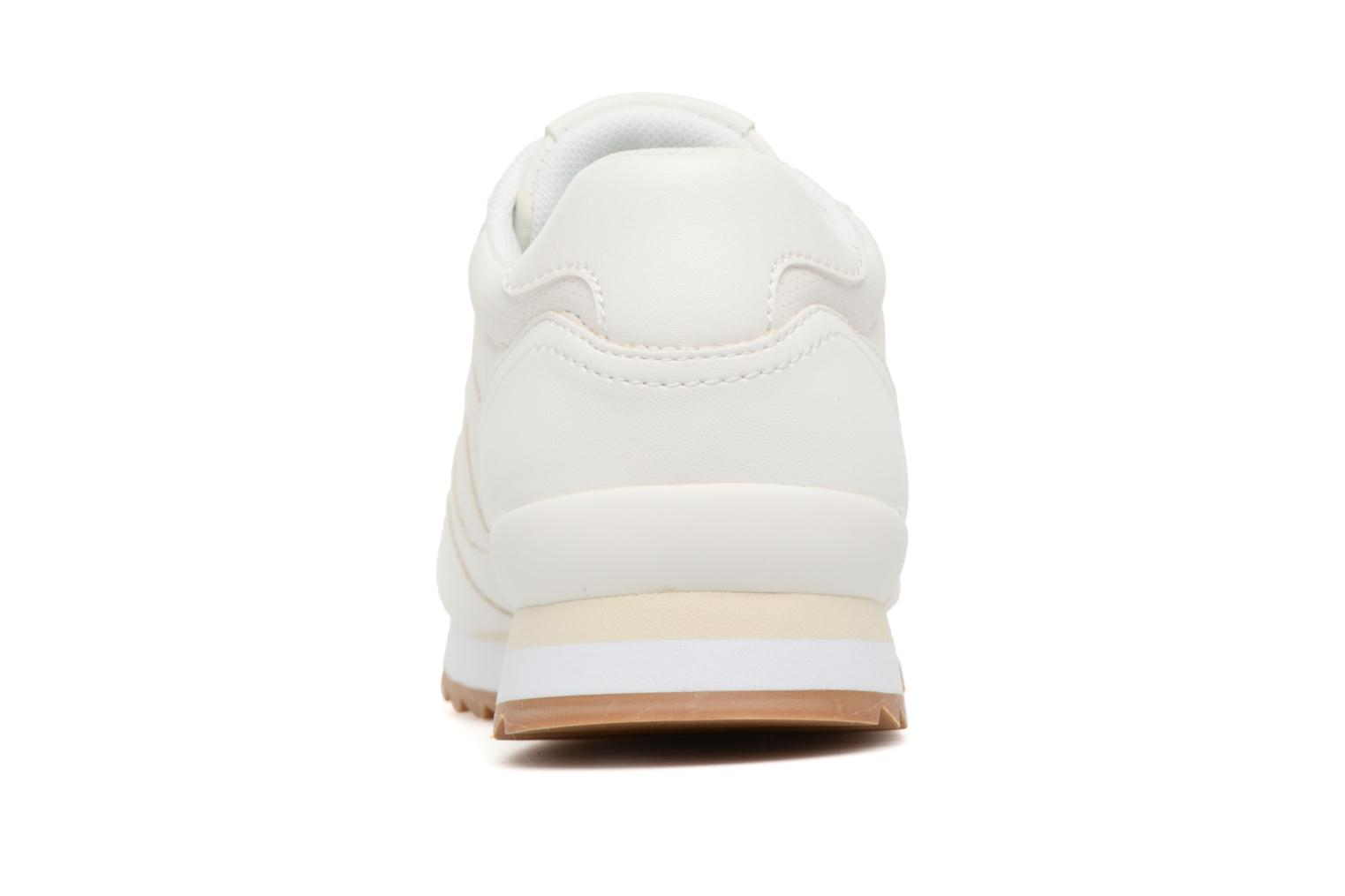 Trainers Esprit Astro Lace Up White view from the right