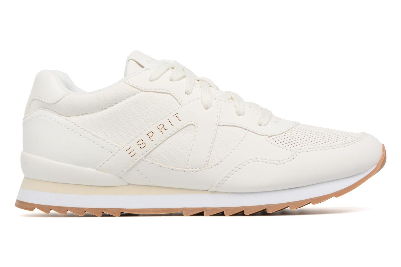 Sneakers Esprit Astro Lace Up Wit achterkant
