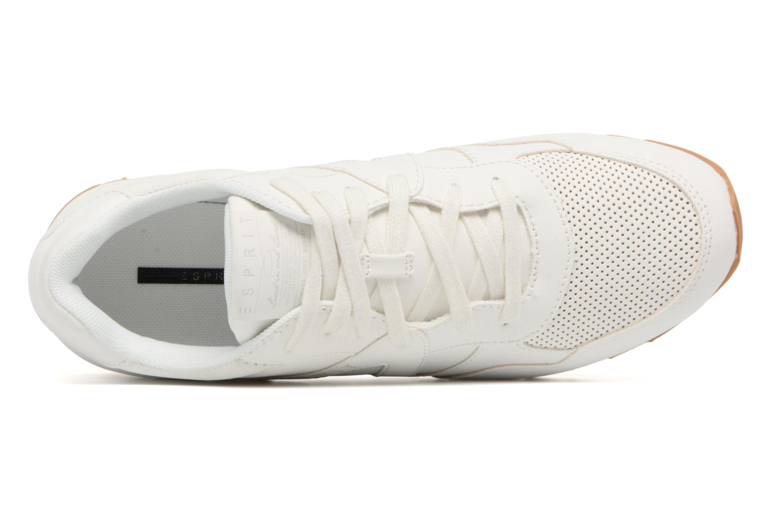 Trainers Esprit Astro Lace Up White view from the left