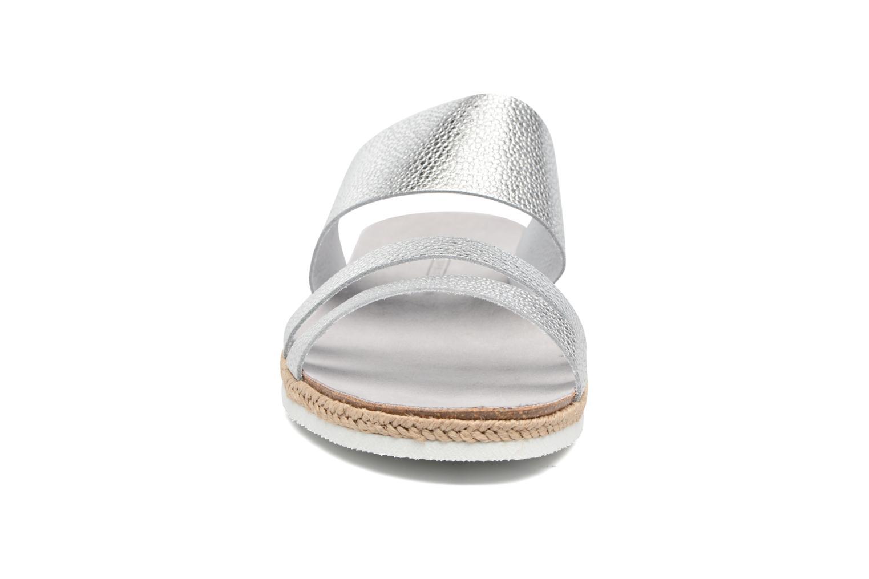 Keita slide Silver