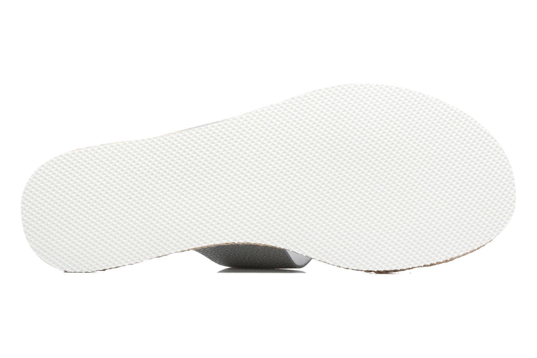 Zoccoli Esprit Keita slide Argento immagine dall'alto