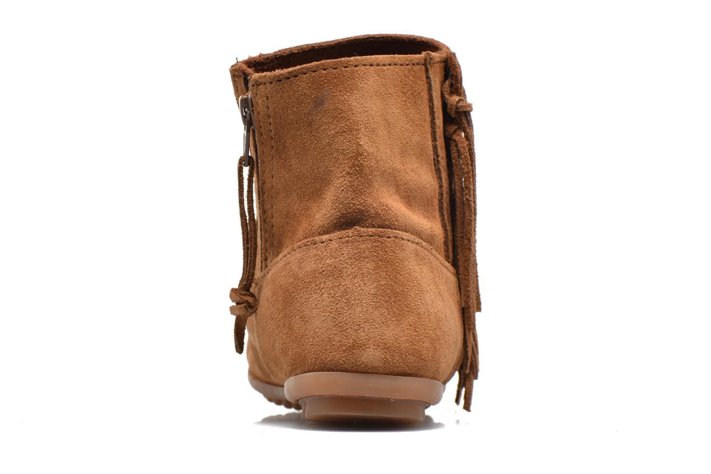 Boots en enkellaarsjes Minnetonka Willow Boot Bruin rechts