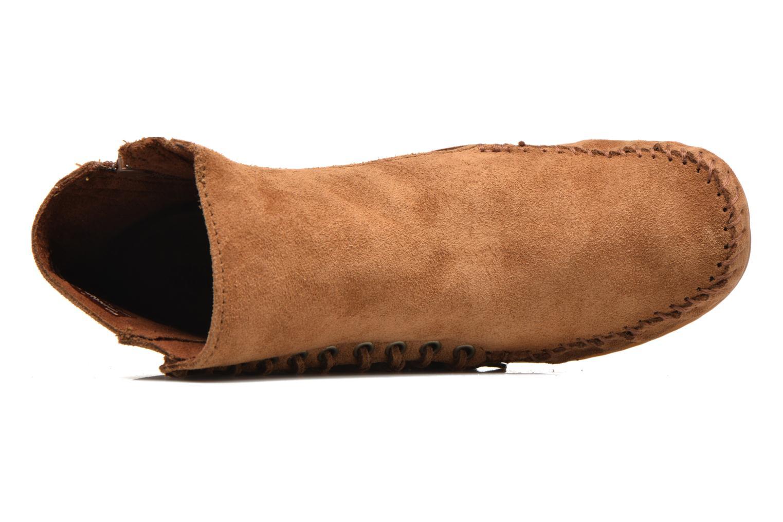 Bottines et boots Minnetonka Willow Boot Marron vue gauche