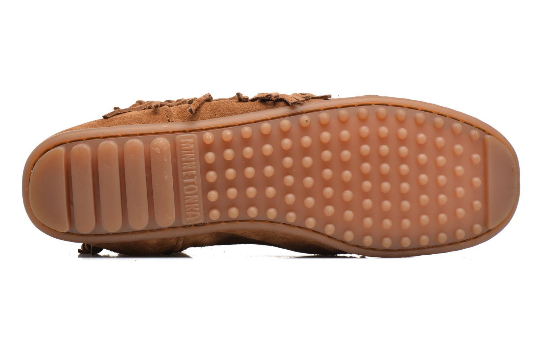 Bottines et boots Minnetonka Willow Boot Marron vue haut