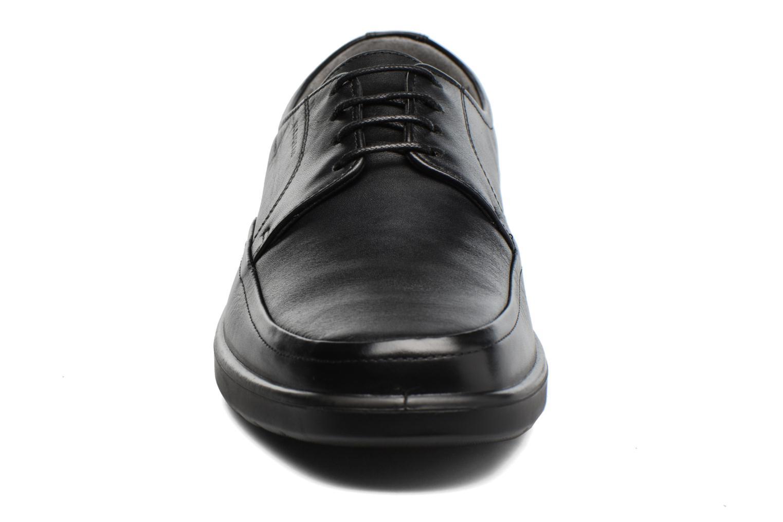 Chaussures à lacets Sledgers Gaf Noir vue portées chaussures