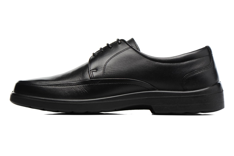 Chaussures à lacets Sledgers Gaf Noir vue face