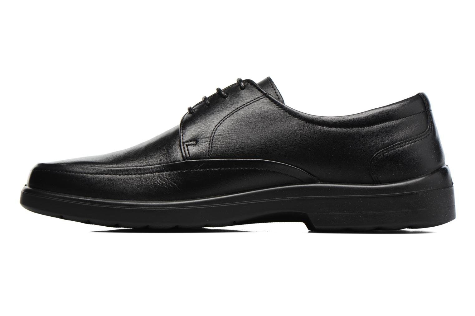 Lace-up shoes Sledgers Gaf Black front view
