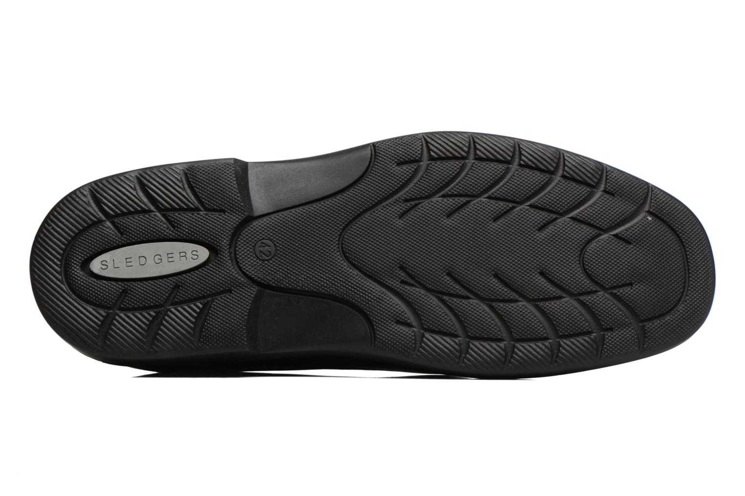 Lace-up shoes Sledgers Gaf Black view from above