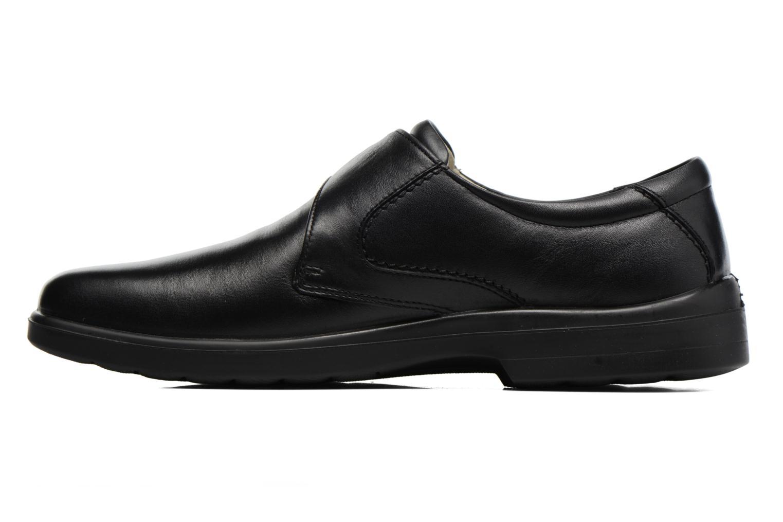 Schoenen met klitteband Sledgers Game Zwart voorkant