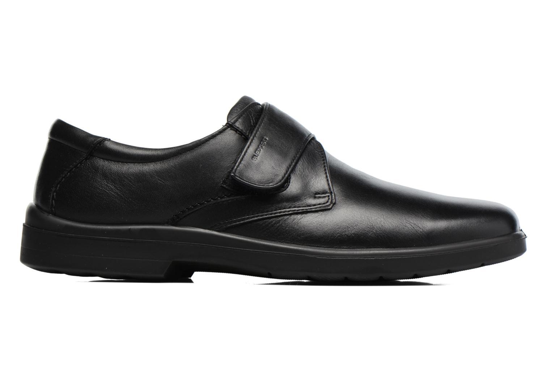 Schoenen met klitteband Sledgers Game Zwart achterkant