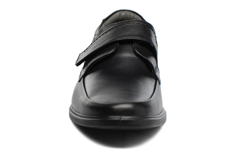 Schoenen met klitteband Sledgers Joute Zwart model