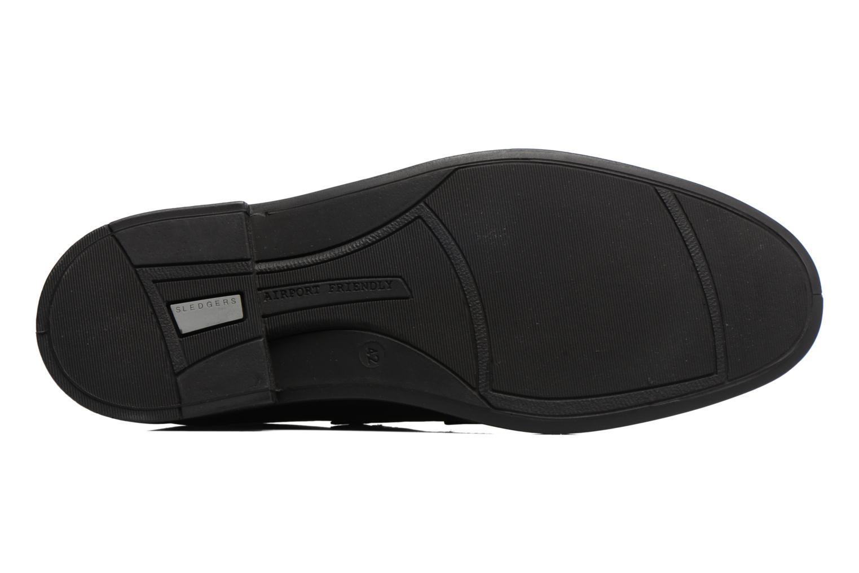 Zapatos con velcro Sledgers Joute Negro vista de arriba