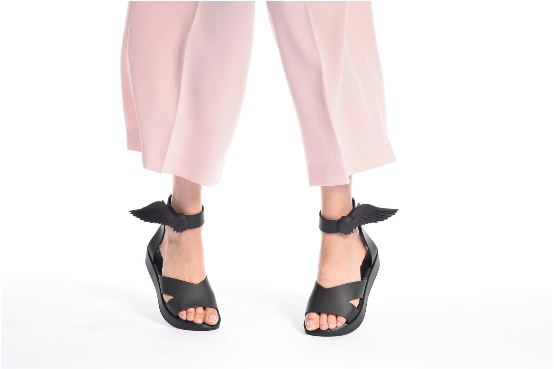 Sandali e scarpe aperte Melissa Melissa x Vivienne Westwood - Anglomania Rocking Horse Rosa immagine dal basso