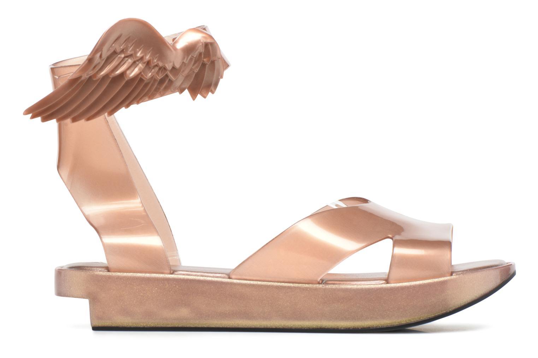 Sandals Melissa Melissa x Vivienne Westwood - Anglomania Rocking Horse Pink back view
