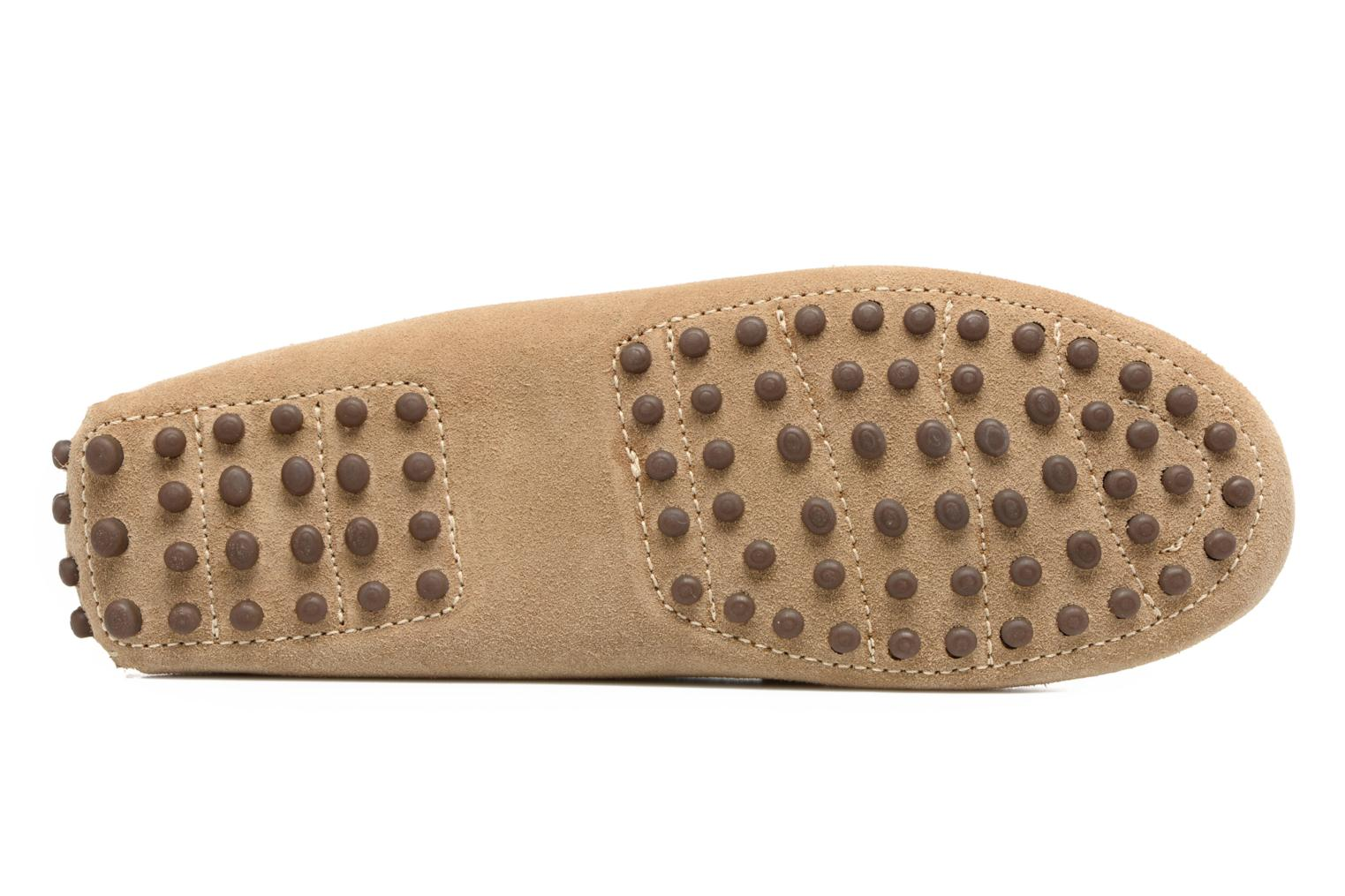 Loafers Georgia Rose Stamou Beige view from above