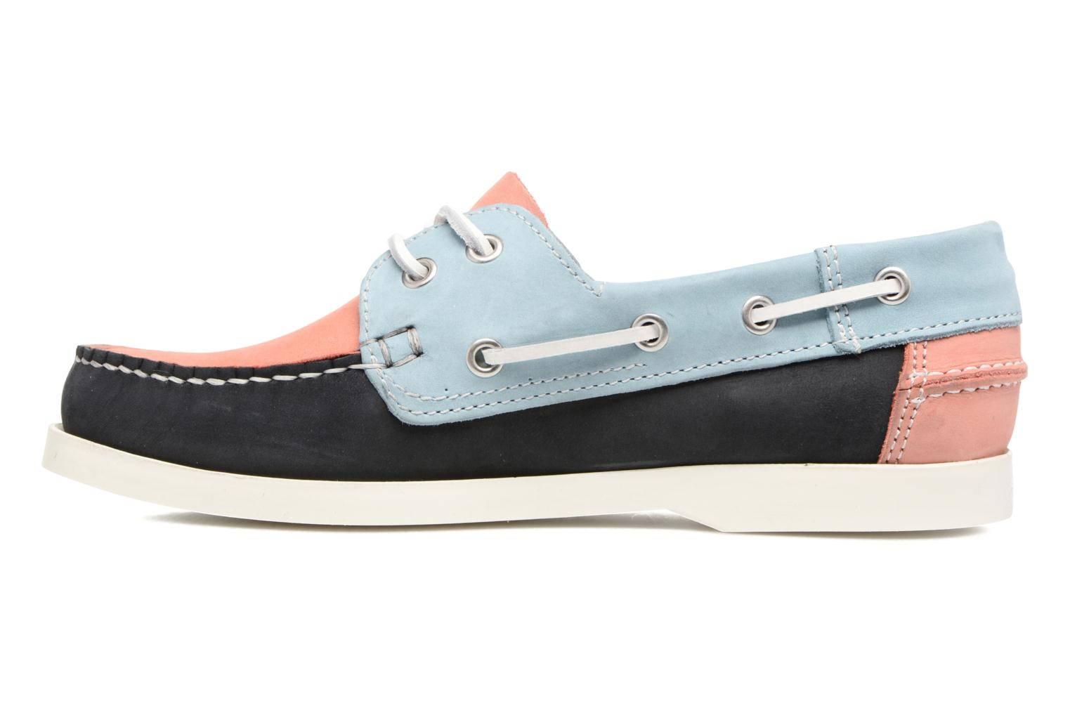 Lace-up shoes Georgia Rose Stateau Multicolor front view