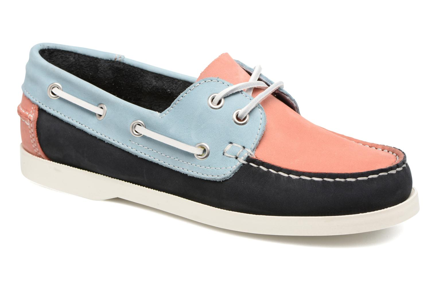 Lace-up shoes Georgia Rose Stateau Multicolor detailed view/ Pair view