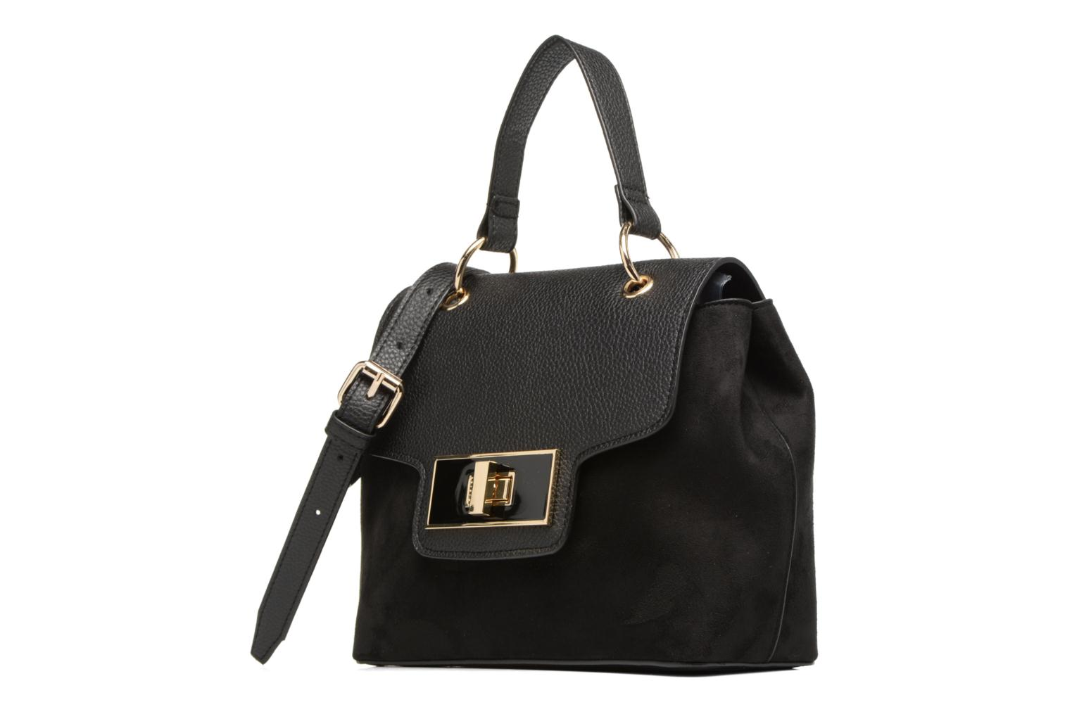 Top Handle Crossbody Black