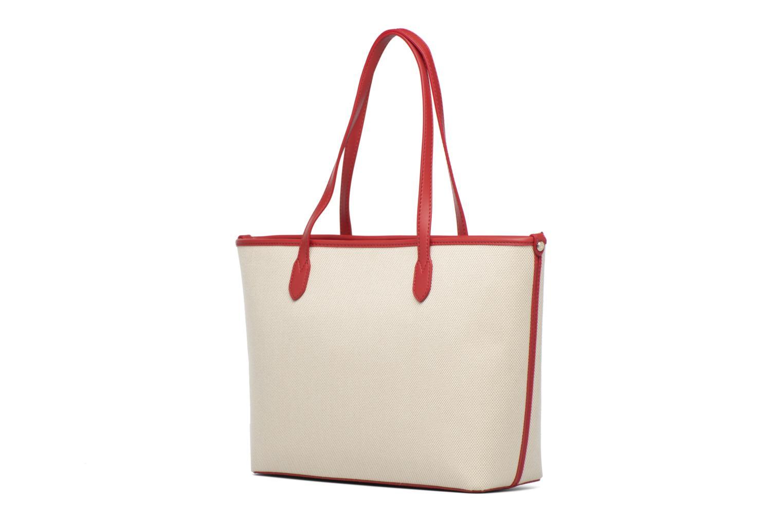 Handväskor Love Moschino JC4276PP03 Röd Bild från höger sidan
