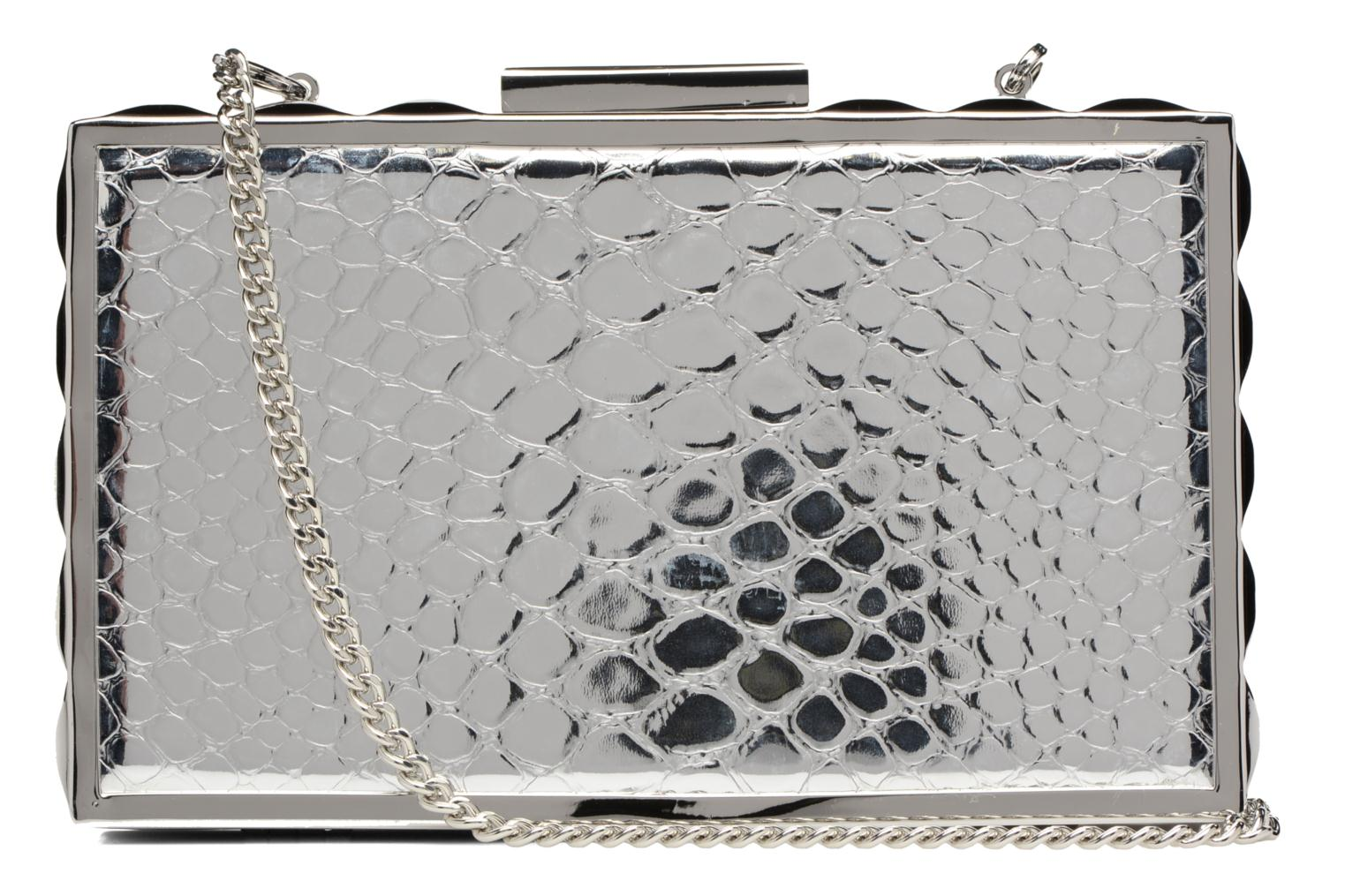 Handbags Love Moschino JC4315PP03 Silver front view