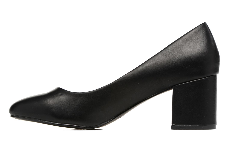 Zapatos de tacón I Love Shoes THATA Size + Negro vista de frente
