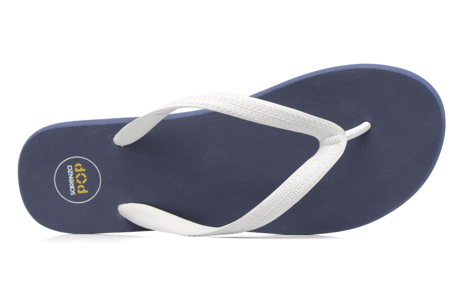 Flip flops SARENZA POP Diya W Tong Flip Flop Blue view from the left