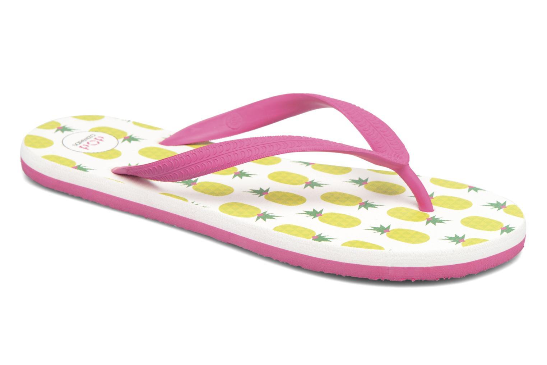 Flip flops SARENZA POP Diya W Tong Flip Flop Pink detailed view/ Pair view