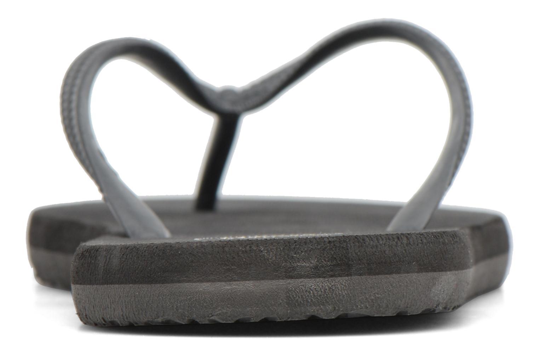 Diya M Tong  Flip Flop Grey/black