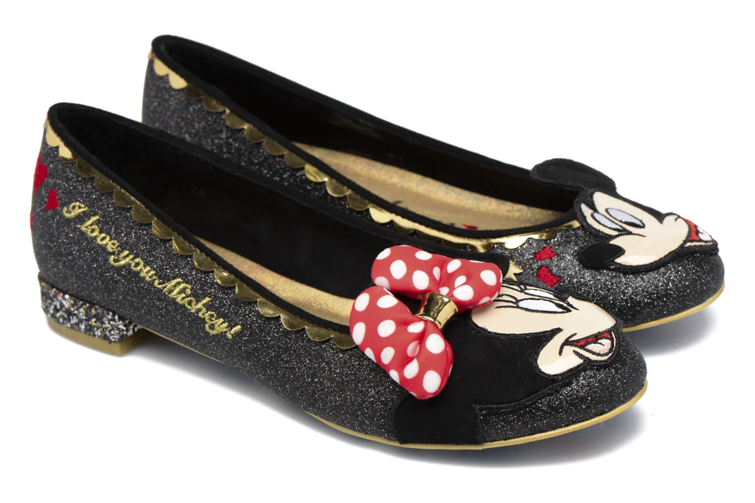 Ballerines Irregular Choice Why Hello! Multicolore vue 3/4