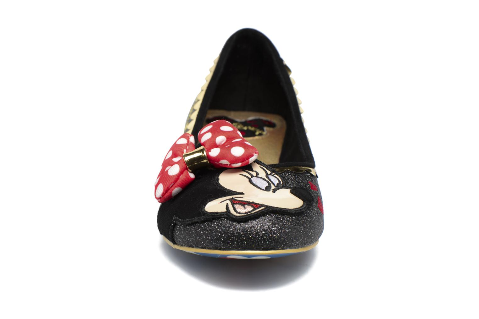 Ballerines Irregular Choice Why Hello! Multicolore vue portées chaussures