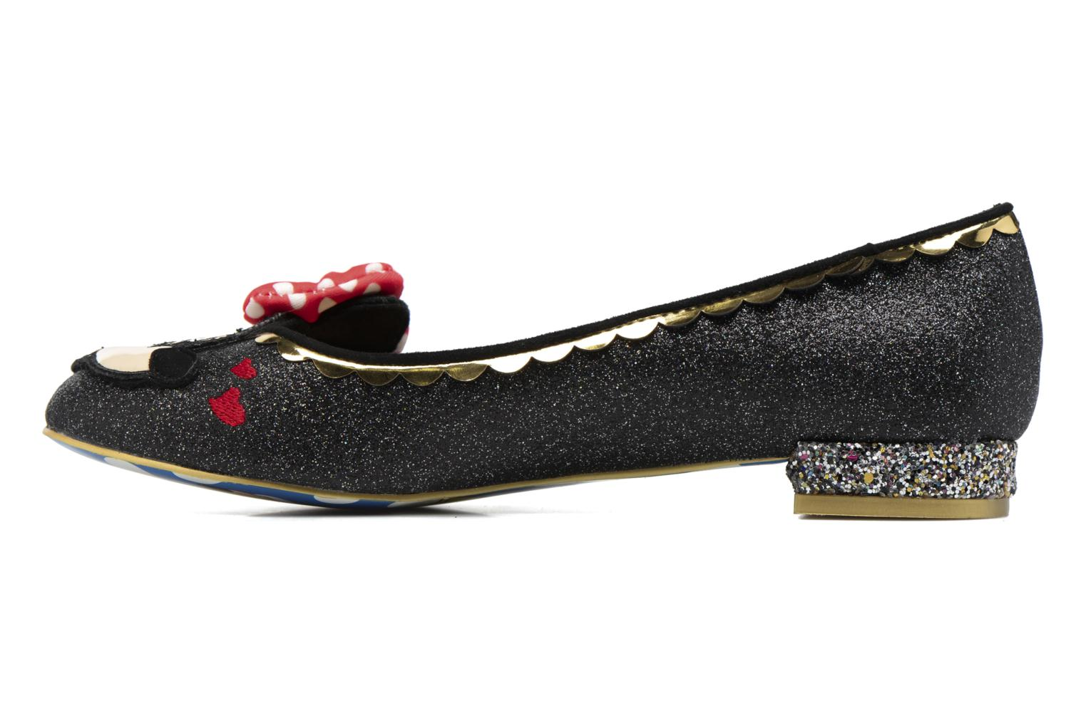 Ballerina's Irregular choice Why Hello! Multicolor voorkant
