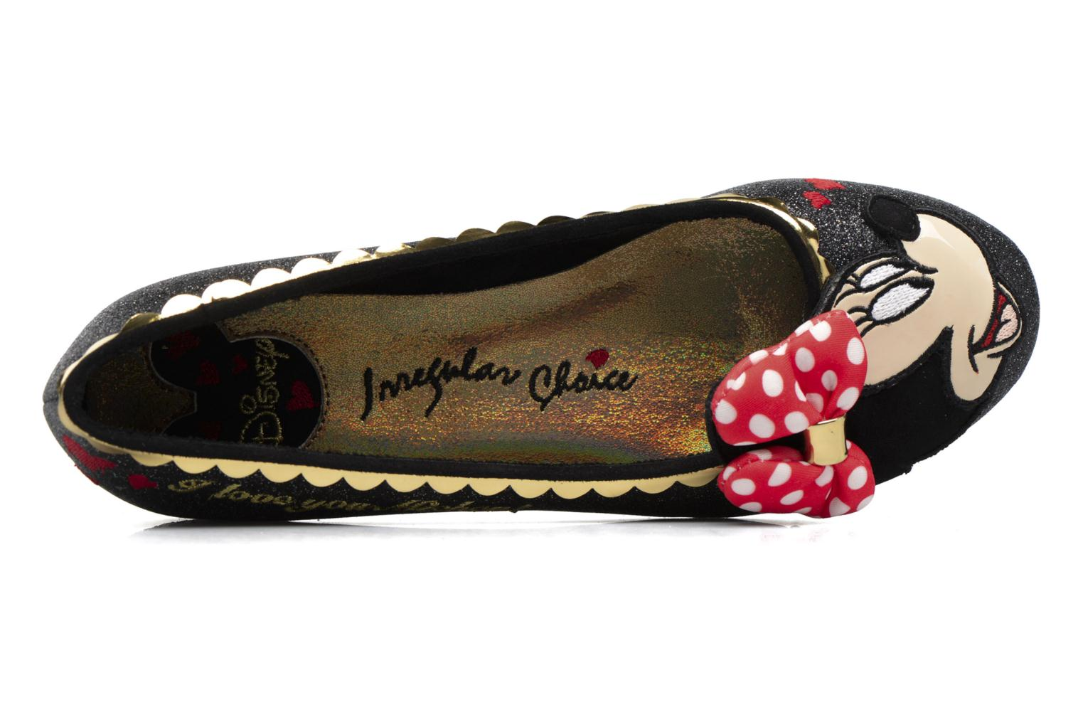 Ballet pumps Irregular choice Why Hello! Multicolor view from the left