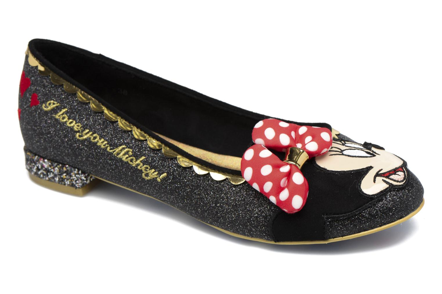 Ballerines Irregular Choice Why Hello! Multicolore vue détail/paire
