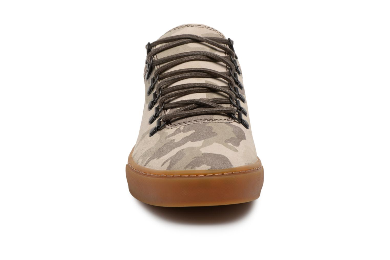 Baskets Timberland Adv 2.0 Cupsole Alpine Ox Marron vue portées chaussures