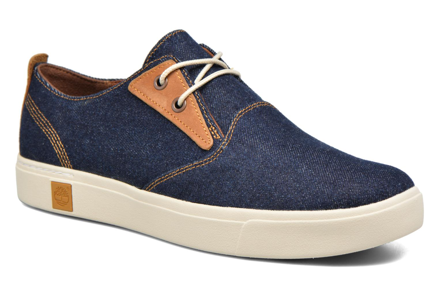 Amherst Canvas PTO Dark Denim Canvas