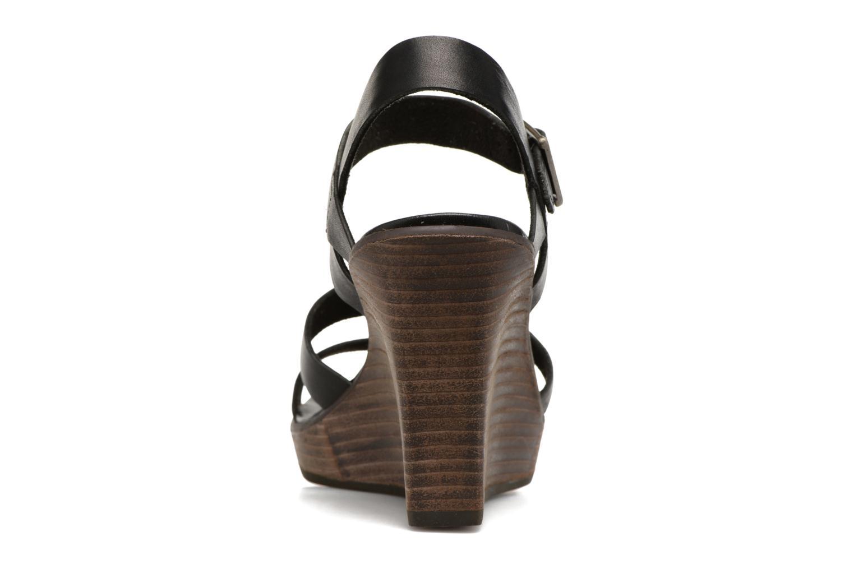 Sandalen Timberland Cassanna Y-Strap Sandal braun ansicht von rechts